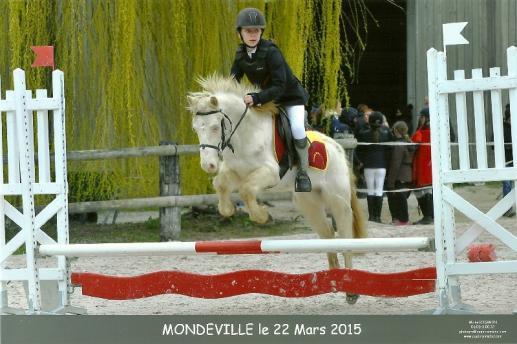 Cours d'équitation au Mesnil-sur-Blangy, Pont-l'Évêque